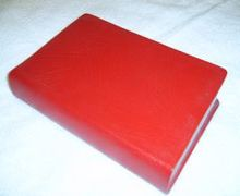 4-Leather book binding