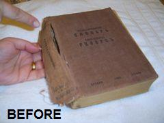 1-Binding book by hand