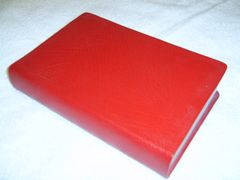4-Leather book binding