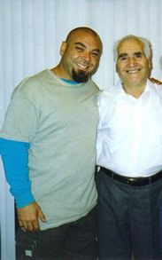 My Brother Albert and My Dad Lermont Moukoian-Christmas 2003
