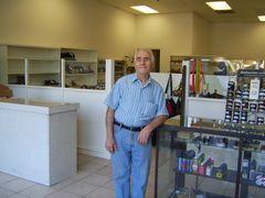 One of the best shoe repair shops-Lermont's Shoe Service!