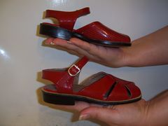 Childrens fashion shoes made by Lermont Moukoian